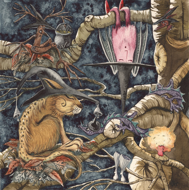 The Tzorkly Tree Dwellers.