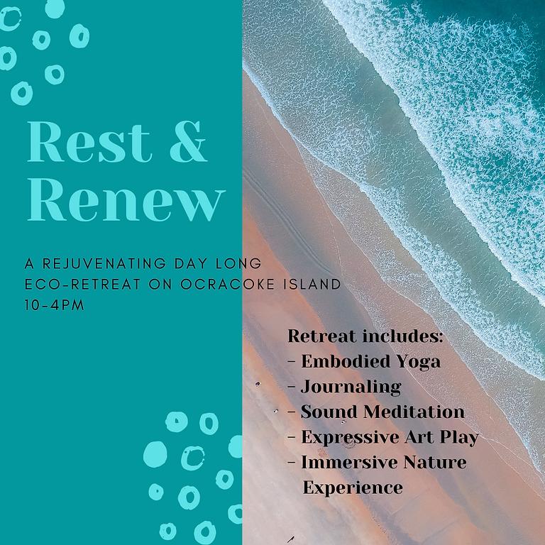 Rest & Renew : Eco-Retreat