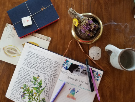 3 Journal Prompts to Invite Change & Spark Creativity!