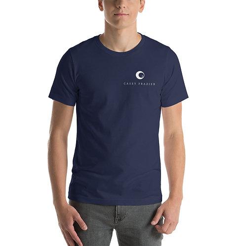 T-Shirt with White Pocket Logo