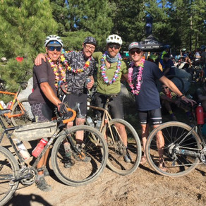 Lost and Found Gravel Grinder