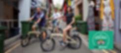 Bicycle tour singapore