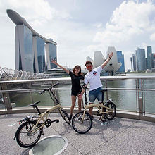 Enchanment Of Marina Bay | Scenic Bicycle Tour