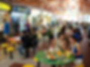 Singapore local hawker centre food sampling