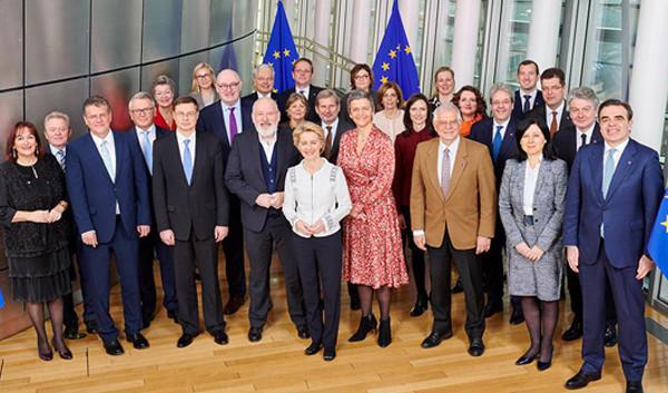 Colegio de Comisionarios Europeos