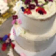 Earl Grey & Lavender Cake with Vanilla L