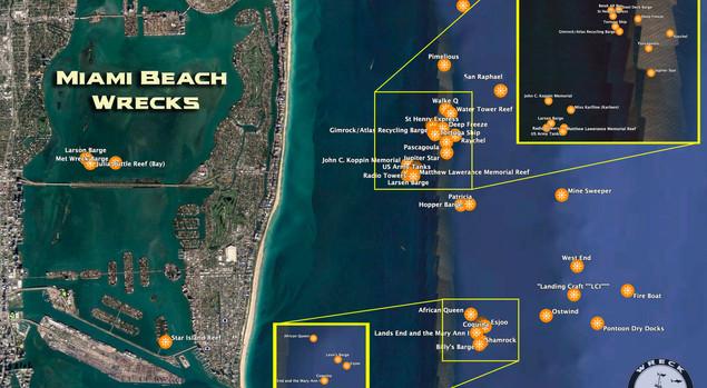 Miami Beach Wrecks