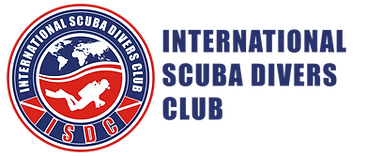 Escudo ISDC International Scuba Divers Club Logo