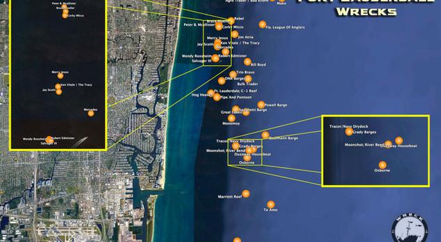 Fort Lauderdale Wrecks