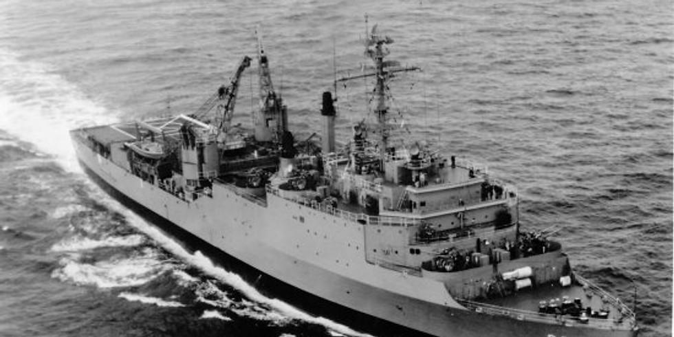 🇺🇸 USS Spiegel Grove - Key Largo (PM)