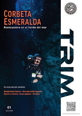 Edicion Julio 2020 de TRIM Digital - Revista de Buceo