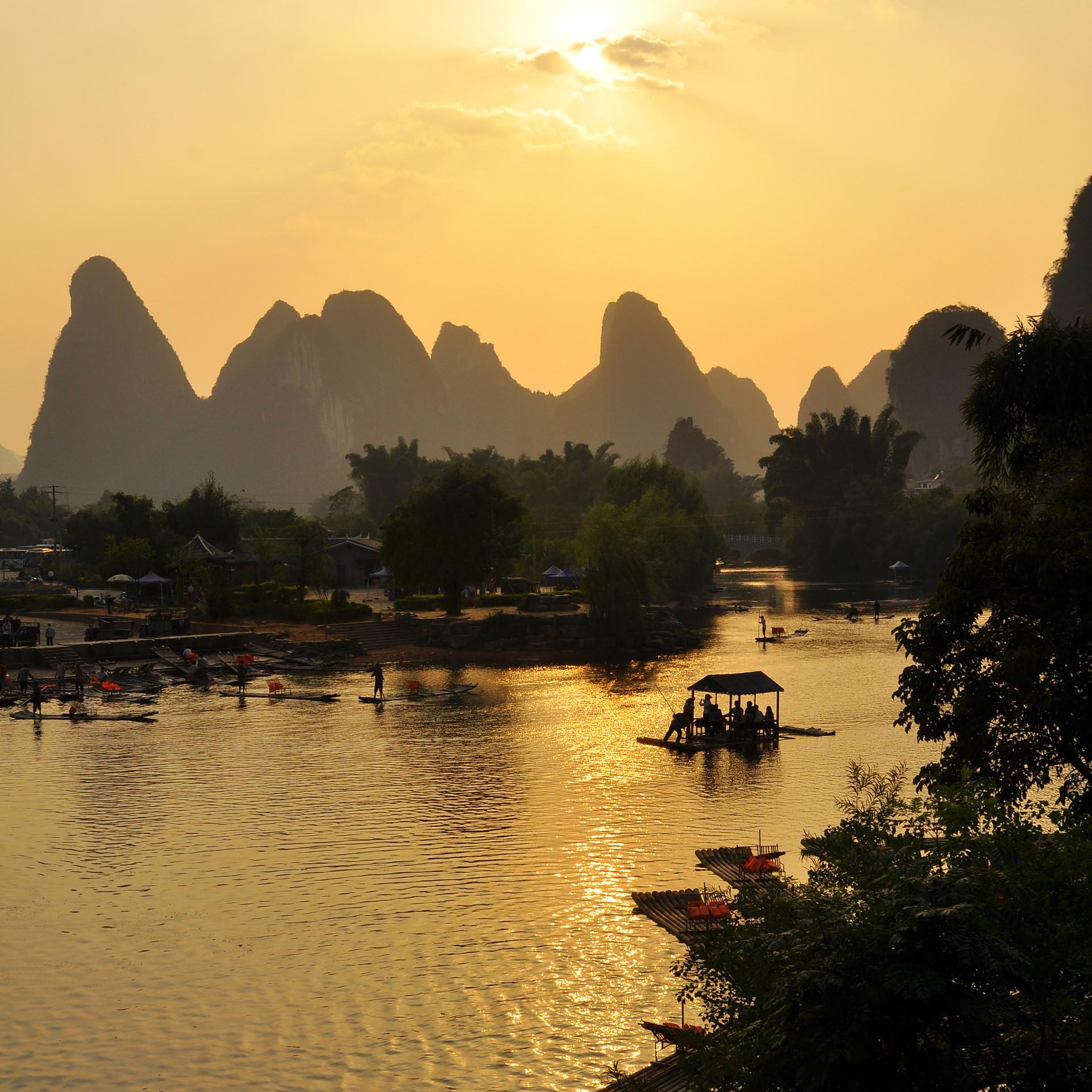 YangShuo, China 2009