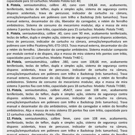 IDE 08/21 - Informativo de Declação de Exclusividade