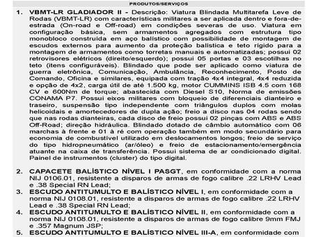 IDE 07/21 - Informativo de Declaração de Exclusividade