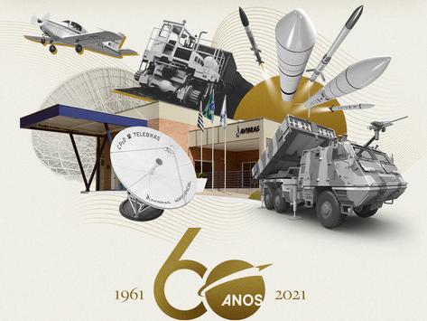 Avibras completa 60 anos de história