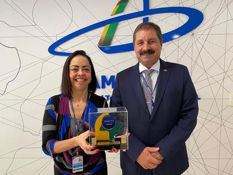 Amazul recebe Prêmio Brasil 5.0 por Mapeamento de Competências Comportamentais