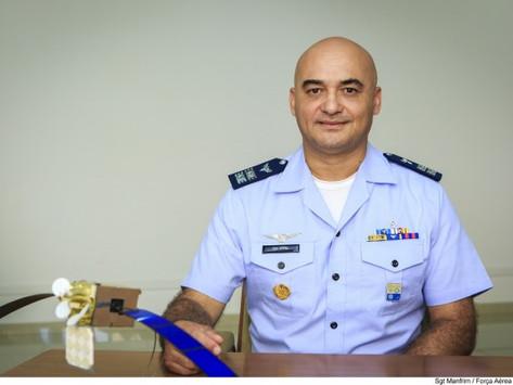 Brigadeiro Vital é o novo coordenador do Comitê Aeroespacial do SIMDE