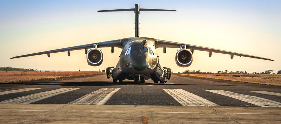 FOTO KC-390 MILLENNIUM/ COMANDO DA AERONÁUTICA/ DIVULGAÇÃO