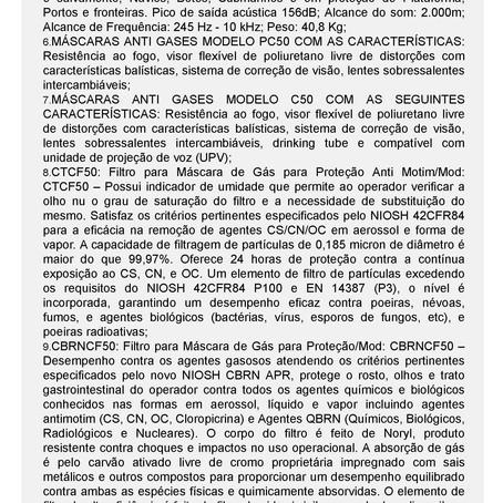 IDNS 001/21 - Informativo de Declaração de Não Similaridade