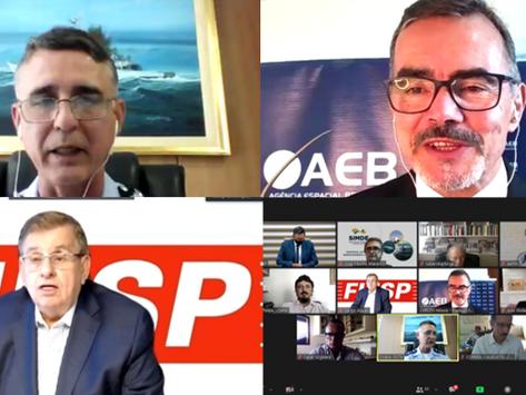 Programa Espacial Brasileiro é tema de Plenária do SIMDE com DCTA e AEB