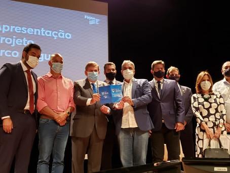 Firjan apresenta projeto em prol da segurança do Arco Metropolitano do Rio.