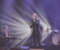 Chanteur Live