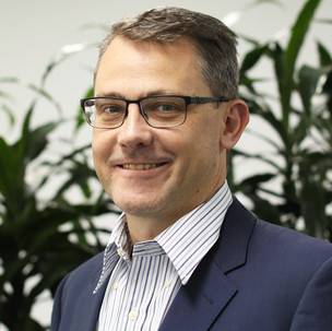 Gavin O'Donovan, Technical Director, Finance