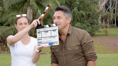 Water Smart with Jamie Durie TV Production