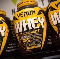 Venum Nutrition Brand Development and Packaging Design
