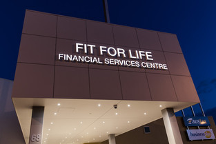 Fit for Life Centre Industrial Design