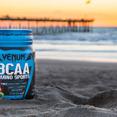 Venum Nutrition - Launch of a Global Brand