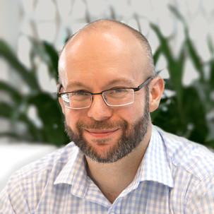 Kieron Lacey, Technical Director, Economics