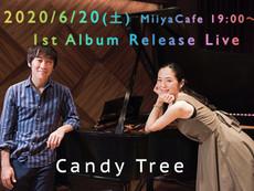 「Candyland」発売記念ライブについて
