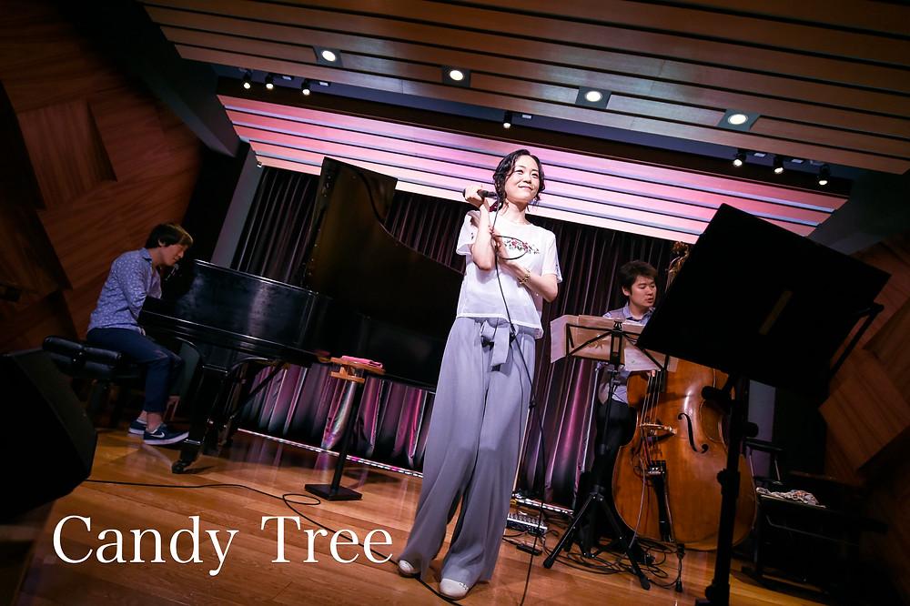 上野まな,Candy Tree,