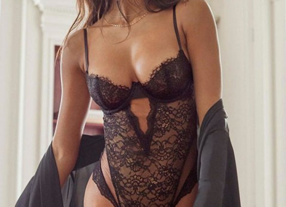 Danica Lace Teddy
