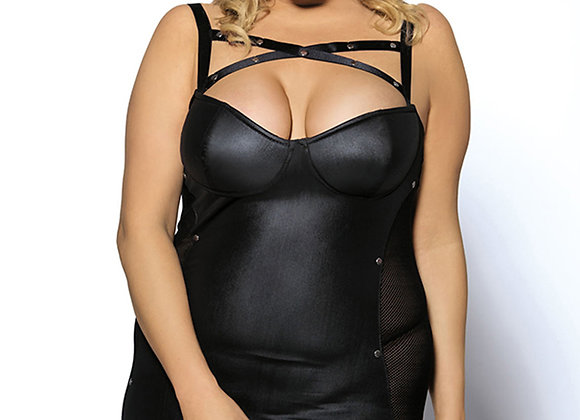 CURVE Leather Lux Chemise