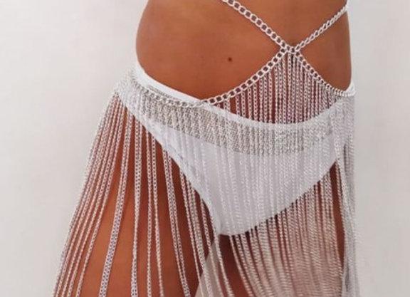 Tambra Tassle Skirt