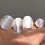 Thumbnail: Ancient Coin Silver Ring