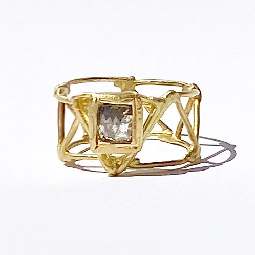 Blackstar Ring