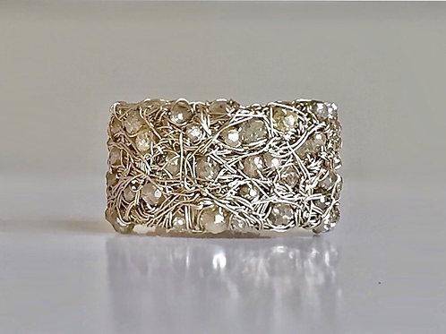 Diamond Nest Ring