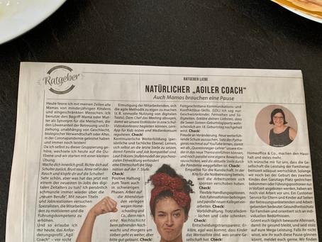 """Natürliche """"Agile Coach*in"""" - Auch Mamas brauchen eine Pause!"""