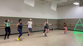 Intermediate Hip-Hop. Tuesdays at 7pm in Rochester.