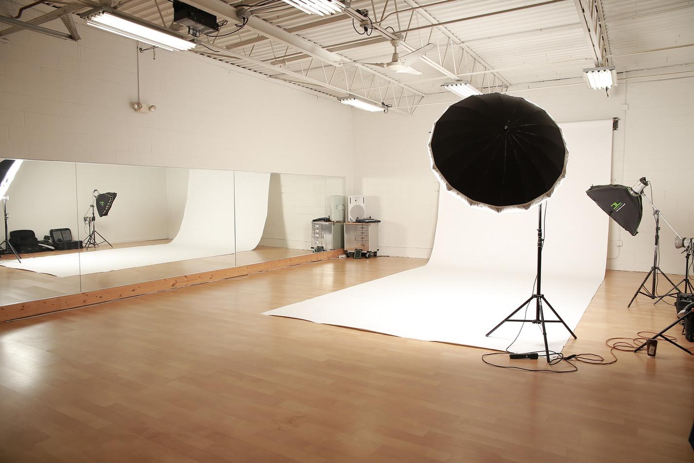 Photoshoot Set-up