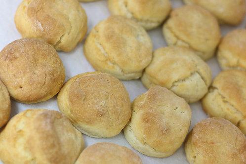 Dozen Mini Buttermilk Biscuits