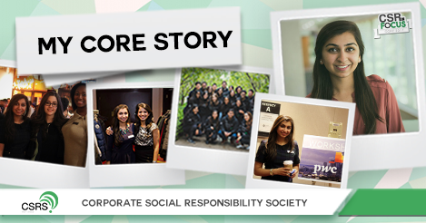 My CORE Story: From Our Co-Chair Risham