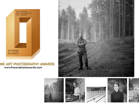 Fine Art Photography Awards results