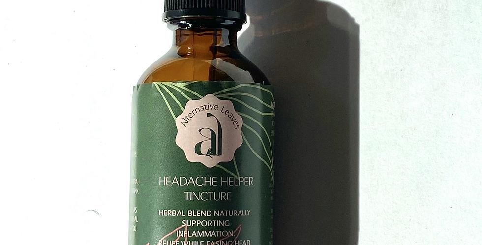 Headache Helper Herbal Tincture