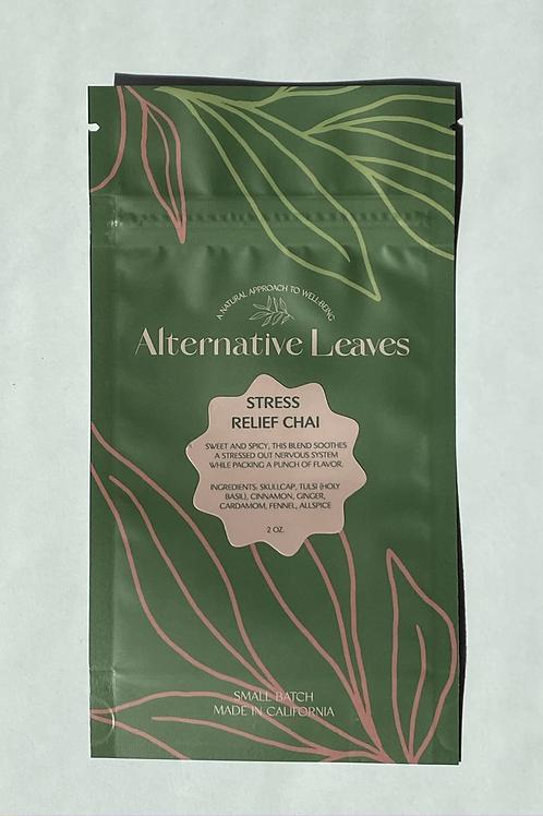 Stress Relief Chai Tea