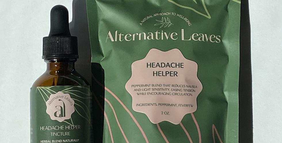 Headache Helper Bundle