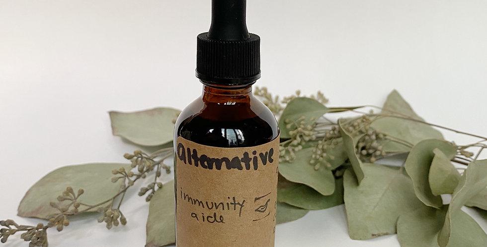 Immunity Aid Herbal Tincture